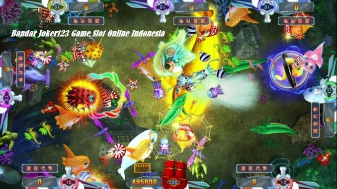 Bandar Joker123 Game Slot Online Indonesia